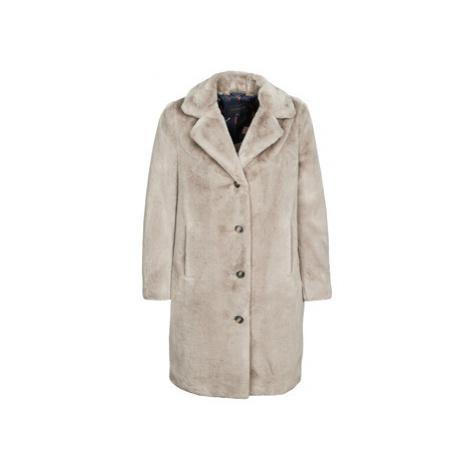 Oakwood CYBER women's Coat in Beige