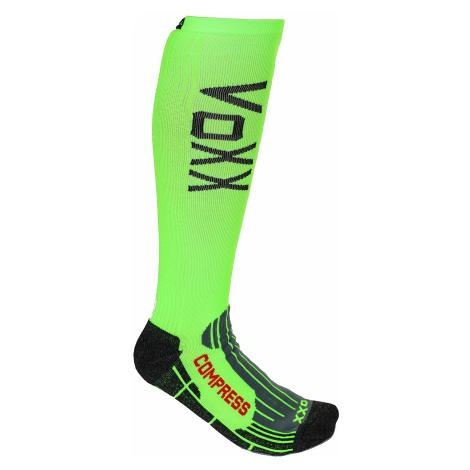 socks Voxx Flex - Neon Green