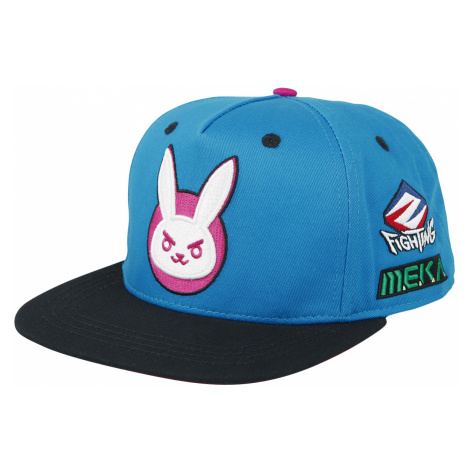 Overwatch - D.VA - Bunny - Snapback Cap - multicolour