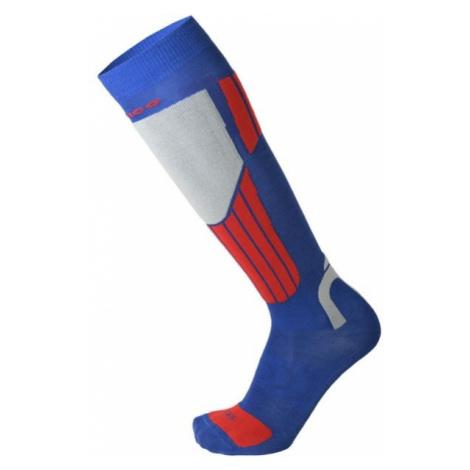 Mico LIGHT WEIGHT NATURAL MERINO SKI SOCKS blue - Ski socks