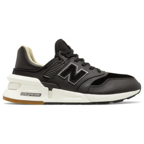 New Balance 997 Sport Shoes - Black/Sea Salt