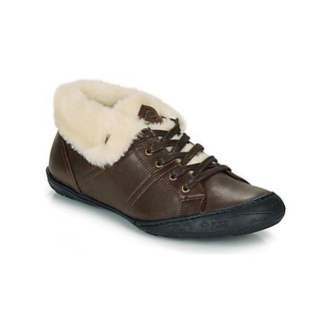 PLDM by Palladium GAETANE women's Shoes (High-top Trainers) in Brown