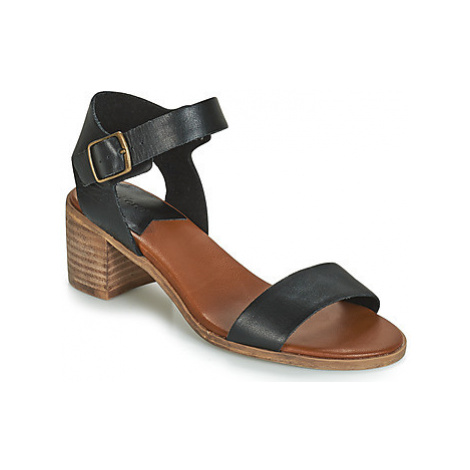 Kickers VOLOU women's Sandals in Black