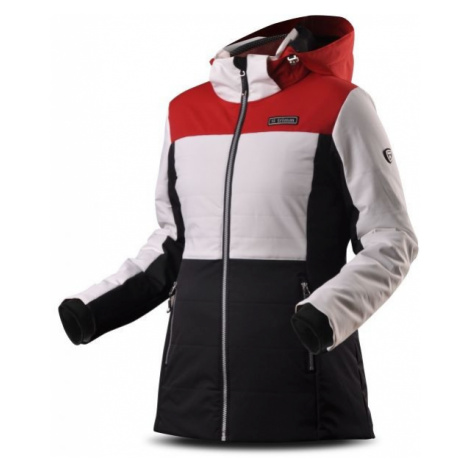 TRIMM GIRA red - Women's ski jacket