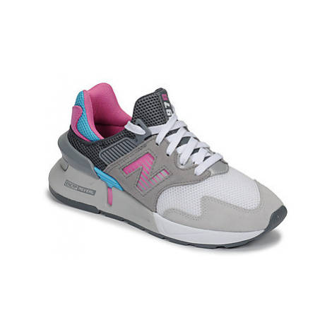 New Balance 997 girls's Children's Shoes (Trainers) in Grey