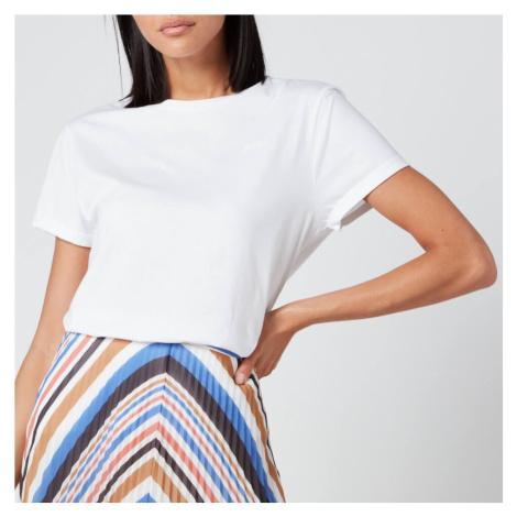 BOSS Hugo Boss Women's Small Logo T-Shirt - White