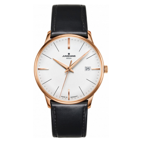 Mens Junghans Meister Mega Radio Controlled Watch 058/7800.00