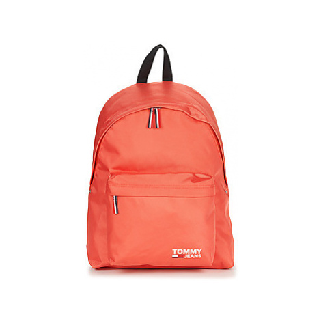 Tommy Jeans TJW COOL CITY BACKPACK women's Backpack in Orange Tommy Hilfiger