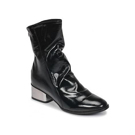 Lola Espeleta REFLEX women's Low Ankle Boots in Black