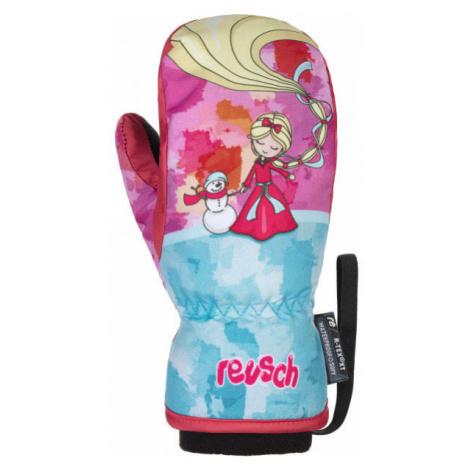 Reusch FRANCI R-TEX XT MITTEN pink - Children's mittens