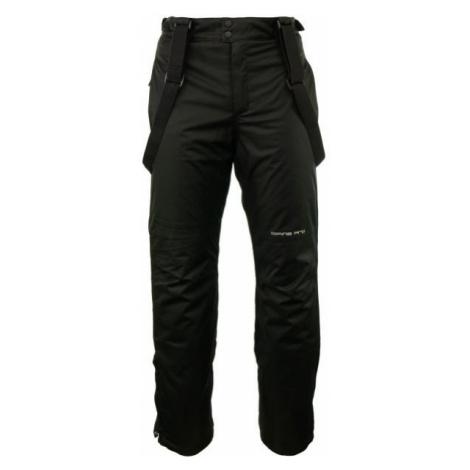 ALPINE PRO KORNEL black - Men's ski pants