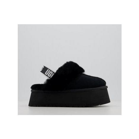 UGG Funkette Slipper BLACK