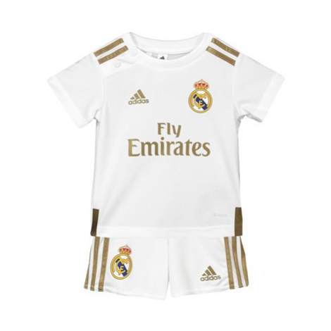 Real Madrid Home Baby Kit 2019 - 20 Adidas