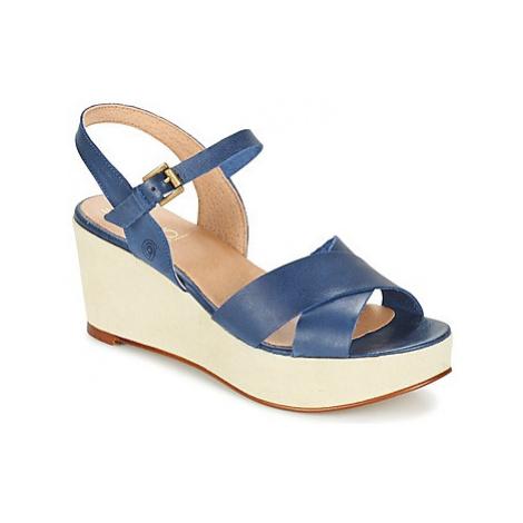 Casual Attitude GETO women's Sandals in Blue