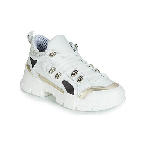 Sweet Lemon ELISA women's Shoes (Trainers) in White