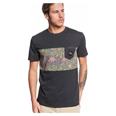 T-Shirt Quiksilver Tripper - KTAH/Charcoal Heather - men´s