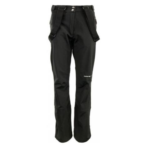 ALPINE PRO YMA black - Women's pants