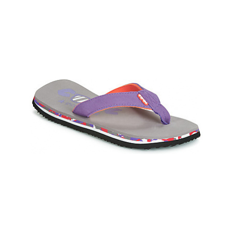 Cool shoe EVE SLIGHT women's Flip flops / Sandals (Shoes) in Grey