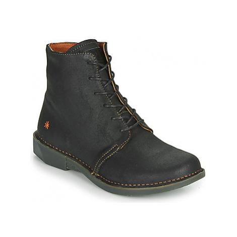 Art BERGEN women's Mid Boots in Black