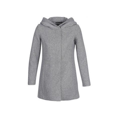 Vero Moda VMVERODONA women's Coat in Grey