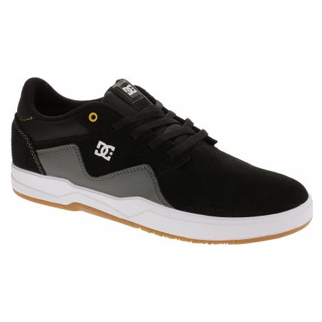 shoes DC Barksdale - XKKY/Black/Black/Yellow - men´s