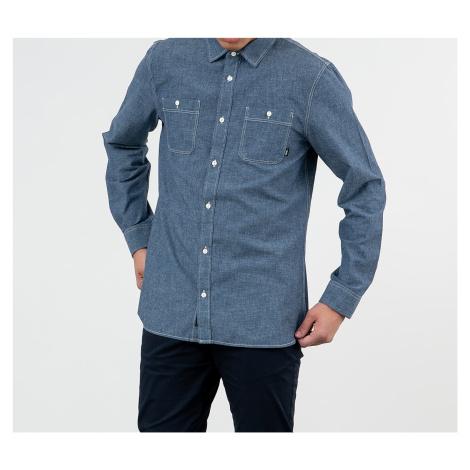 Vans Carlow Long Sleeve II Shirt Dress Blues