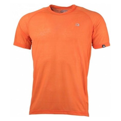 Northfinder VICENTE orange - Men's T-shirt