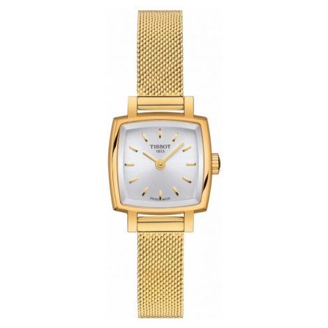 Ladies Tissot Lovely Square Watch T0581093303100
