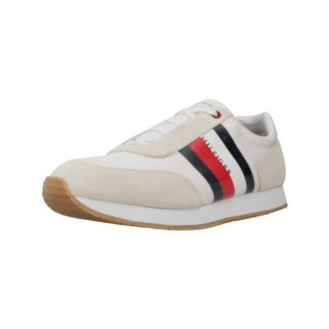 Tommy Hilfiger FM0FM02379 men's Shoes (Trainers) in Beige