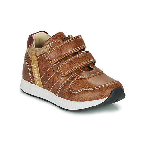 Chicco CLISOL boys's Children's Shoes (Trainers) in Brown