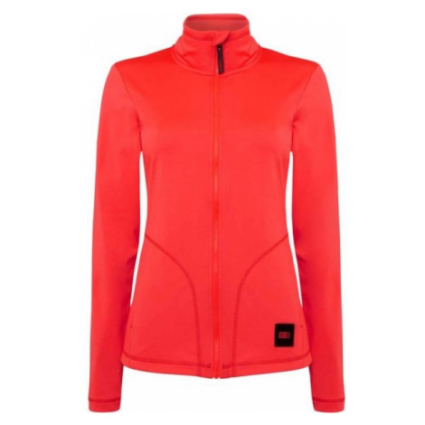 O'Neill PW CLIME FULL-ZIP FLEECE red - Women's fleece hoodie