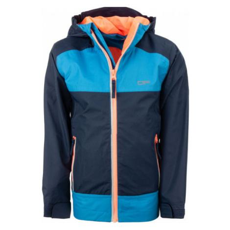 ALPINE PRO RAMANO dark blue - Kids' jacket