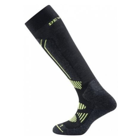 Devold ALPINE SOCK black - Sports socks