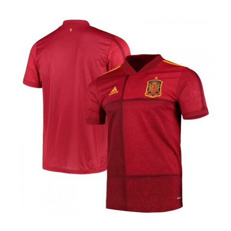 Spain Authentic Home Shirt 2019-21 Adidas