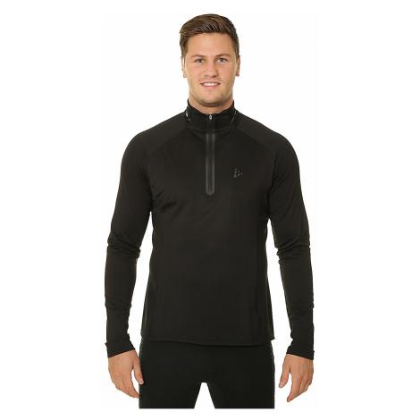T-Shirt Craft 1906647/Prep LS - 999000/Black - men´s