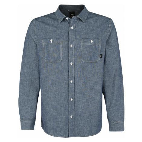 Vans - Carlow - Shirt - blue