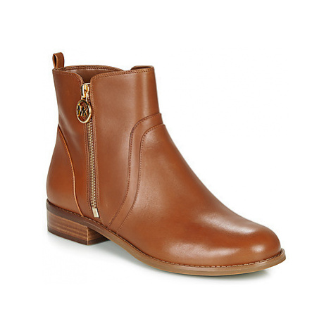 MICHAEL Michael Kors KARSYN women's Mid Boots in Brown