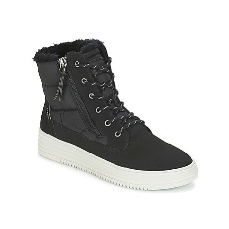 Esprit LUNI BOOTIE women's Shoes (High-top Trainers) in Black