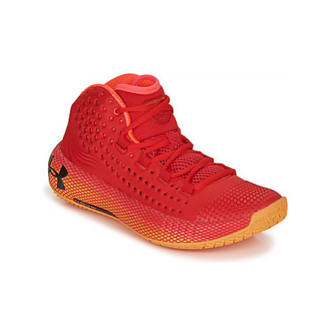 Under Armour HOVR HAVOC 2 men's Basketball Trainers (Shoes) in Red