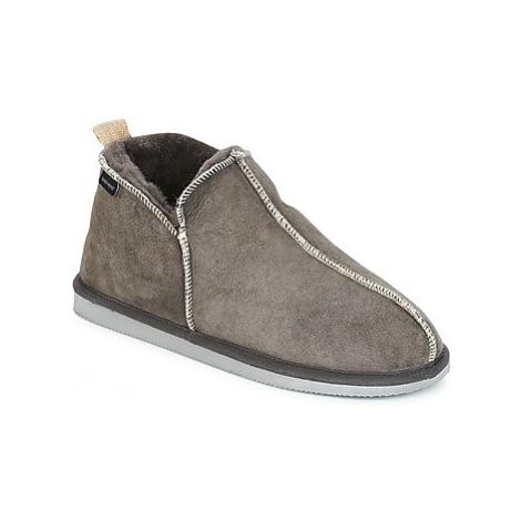 Shepherd ANDY men's Slippers in Grey