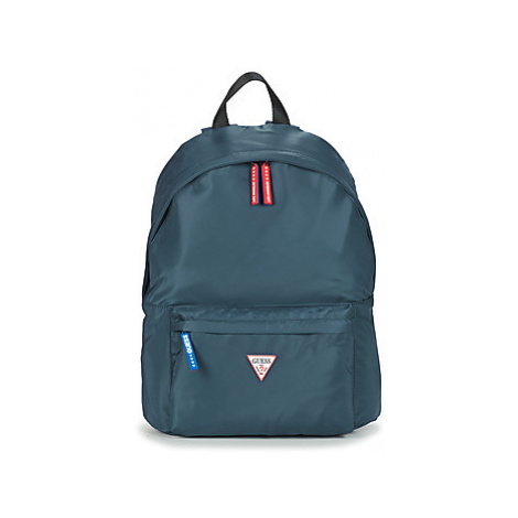 Guess SMART men's Backpack in Blue