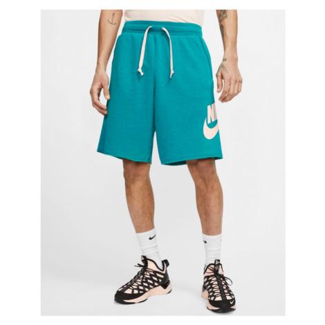 Nike Sportswear Shorts Blue Green
