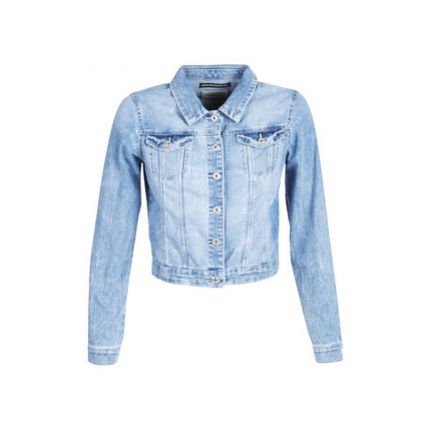 Only ONLNEW CHRIS women's Denim jacket in Blue