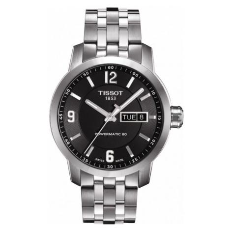 Mens Tissot PRC200 Automatic Watch T0554301105700