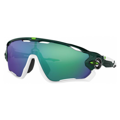 Oakley Man OO9290 Jawbreaker® - Frame color: Green, Lens color: Green, Size 01-31/121