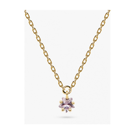 PDPAOLA Stellar Star Pendant Necklace, Gold