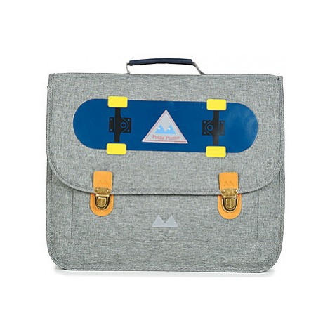 Poids Plume SKATE CARTABLE 41 CM boys's Briefcase in Grey