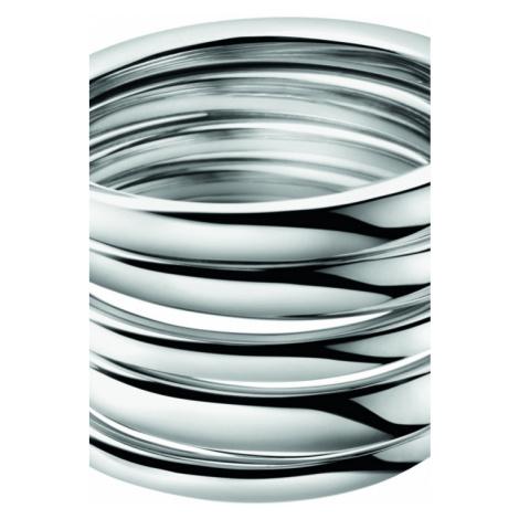 Ladies Calvin Klein Stainless Steel Size N Sumptuous Ring KJ2GMR000107