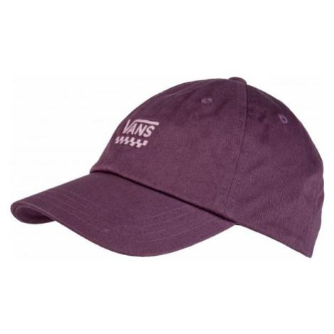 Vans WM COURT SIDE HAT violet - Women's baseball cap