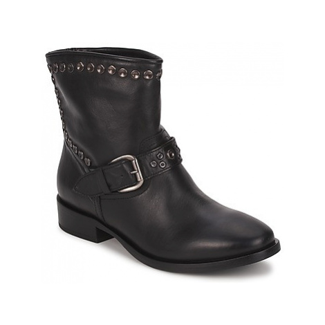 JFK MASELLE women's Mid Boots in Black